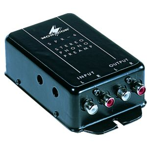 Adapter Phono / Line inkl. Netzteil - Perspektive