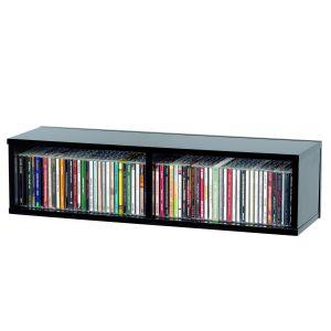Glorious CD Box black 90