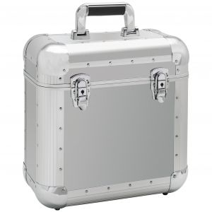 Reloop 60 Record Case silver - Perspektive