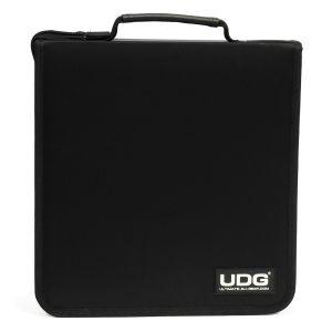 UDG CD Wallet 128 black U9979BL - Front