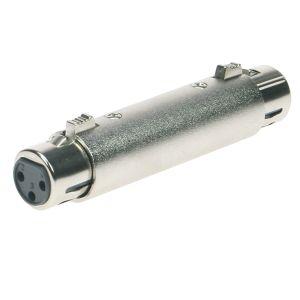 Reloop Adapter XLR W / XLR W - Perspektive