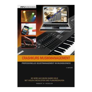 220693 Buch Crashkurs Musikmanagement - Top