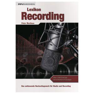 Buch Lexikon Recording - Top