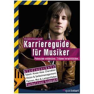 222546 Buch Karriereguide für Musiker - Top
