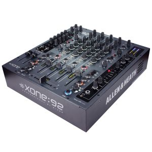 Allen & Heath Xone 92 black - Perspektive