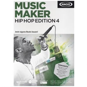 224299 Magix Music Maker Hip Hop Edition 4 - Perspektive