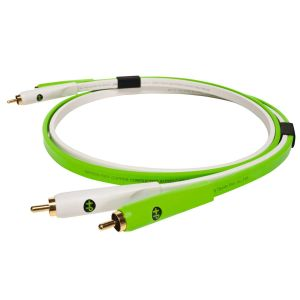 225750 NEO-W by Oyaide d+ Stereo Cinch Kabel Class B 1,0m - Perspektive