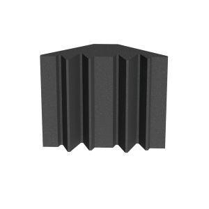 227202 Universal Acoustics Mercury Bassfalle 300 anthrazit 4er-Pack - Front