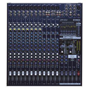 229265 Yamaha EMX 5016CF - Top