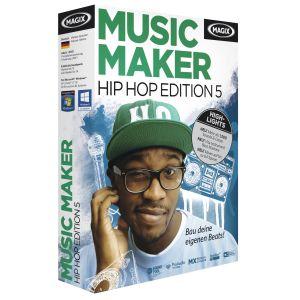 229391 Magix Music Maker Hip Hop Edition 5 - Verpackungsbild