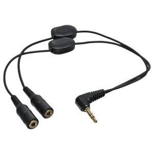 InLine Audio Y-Kabel 3,5mm Klinke M / 2x - Perspektive