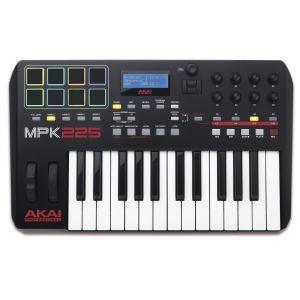 Akai MPK225 - Top