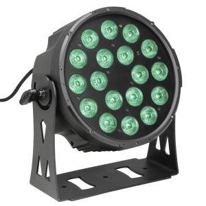 Cameo Outdoor FLAT PRO PAR CAN 18 IP6518 x 10 W FLAT LED RGBWA Outdoor PAR Sch