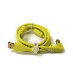 DJ Techtools USB Chroma Cable Angled Gre - Perspektive