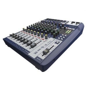 Soundcraft Signature 10 - Perspektive