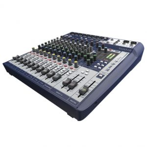 Soundcraft Signature 12 - Perspektive