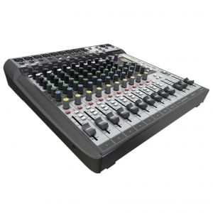 Soundcraft Signature 12 MTK - Perspektive