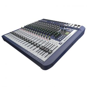 Soundcraft Signature 16 - Perspektive