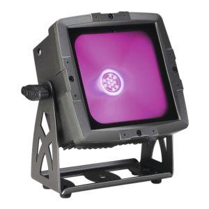 Cameo FLAT PRO FLOOD IP65 TRIOutdoor Fluter mit 60W Tri-Color COB-LED