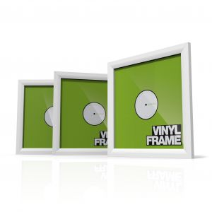 Glorious Vinyl Frame Set White - Perspektive