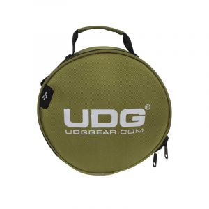 UDG Ultimate DIGI Headphone Bag Green - Perspektive
