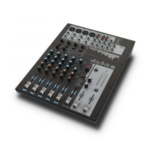 LD Systems VIBZ 8 DC 8-Kanal Mischpult m - Perspektive