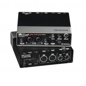 Steinberg UR22 MKII USB Audio Interface  - Perspektive
