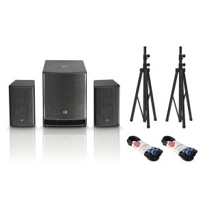 LD Systems DAVE 18 G3 Bundle - Perspektive