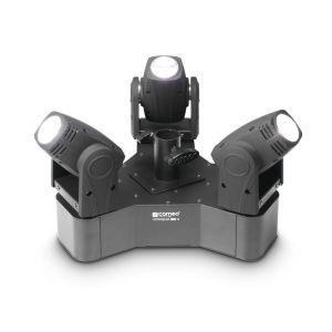 Cameo HYDRABEAM 300 W Lichtanlage mit 3  - Perspektive