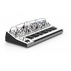 Waldorf kb37 Keyboard - Perspektive