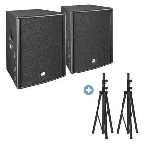 HK Audio Premium PR:O 15 D Set - Perspektive