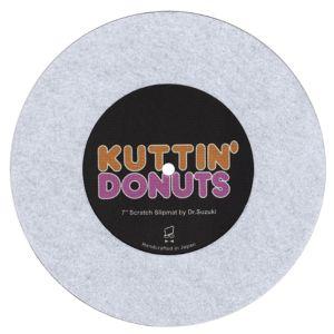 Dr.Suzuki 7inch Kuttin Donuts Slipmats - Perspektive