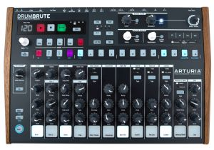 Arturia DrumBrute Analog Drum Synthesize - Perspektive