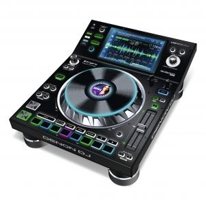 Denon SC5000 Prime  DJ Media Player - Perspektive