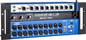 Soundcraft Ui24R - Perspektive