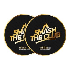Ortofon Slipmat Set Club Smash the Club