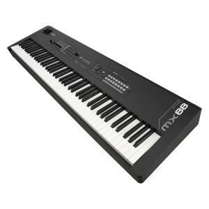 Yamaha MX88 Music Synthesizer - Perspektive