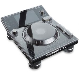 Denon SC5000 Prime + Decksaver