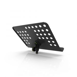 240003 Gravity NS MS 01 Notenständer-Ablage für Montage an Mikrofonstativen - Back