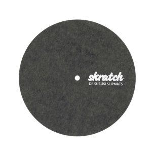 """240109 Dr.Suzuki 7"""" Skratch Slipmat - Anwendungsbild"""
