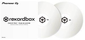 Pioneer RB-VD1-W Control Vinyl for rekordbox dj (Paar)