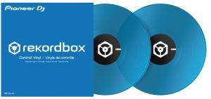 Pioneer RB-VD1-CB Control Vinyl for rekordbox dj (Paar)