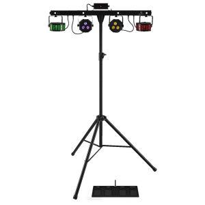 240193 LEUCHTKRAFT FXBAR-5SET LED-Lichteffektgeräte-Set - Perspektive