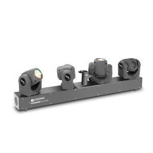 240236 Cameo HYDRABEAM 4000 RGBW Lichtsystem mit 4 ultraschnellen 32 W RGBW Quad-LED Moving Heads -