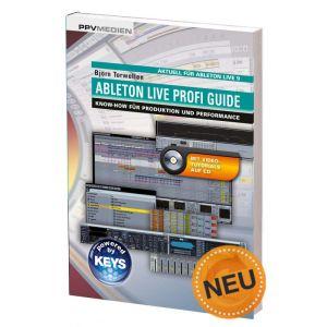 Buch Ableton Live Profi Guide Know-how für Produktion und Performance