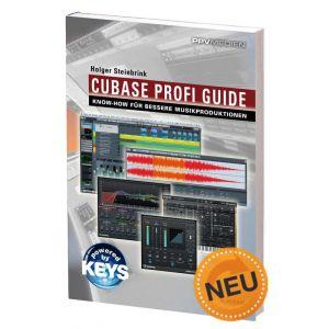 Buch Cubase Profi Guide Kreativeres Musikmachen und perfekter Sound