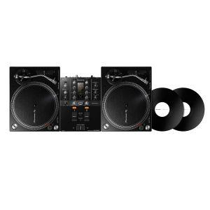 240283 Pioneer DJM-250 MK2 + 2x PLX-500 + 2x rekordbox Vinyls - Perspektive