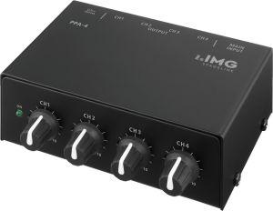 240369 IMG Stage Line PPA-4 Stereo-Kopfhörerverstärker - Perspektive
