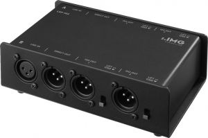 240374 IMG Stage Line LSP-102 2-Kanal-3-fach-Line-Splitter - Perspektive