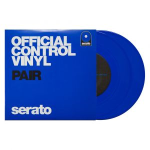 "240387 Serato 7"" Performance-Serie Control Vinyl blau - Perspektive"